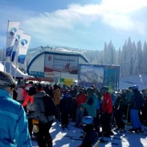 Ski opening Kopaonik