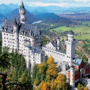 Дворците на Баварија-Минхен