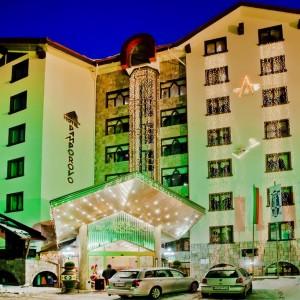 Пампорово-Hotel Pamporovo 4*