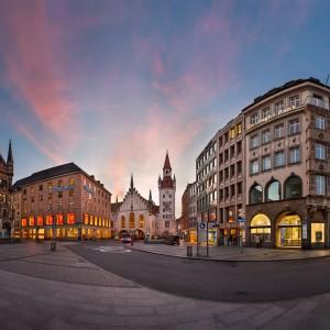 МИНХЕН - Дворците на Баварија