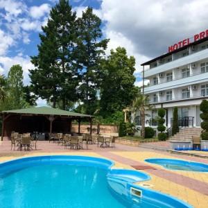Hotel Prestol 3*-Охрид