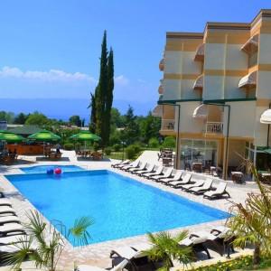 Hotel Filip 4*-Охрид