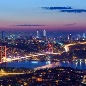 Истанбул 2 ноќи