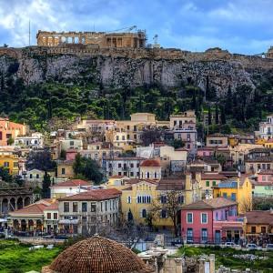 Атина-Миконос-Санторини-Иос