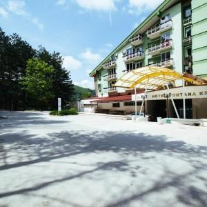 Hotel Montana 4*- Krusevo
