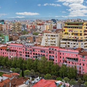 Берат-Драч-Тирана