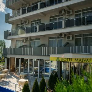Hotel Maiva & Spa 4*-Охрид